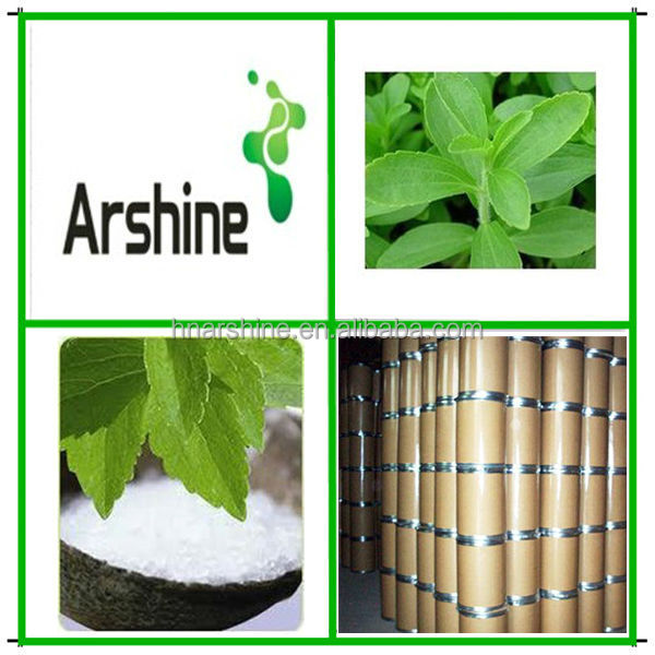 Natural Safety food addtive stevia leaf extract powder,stevia water extraction,Stevia Rebudiana Extract