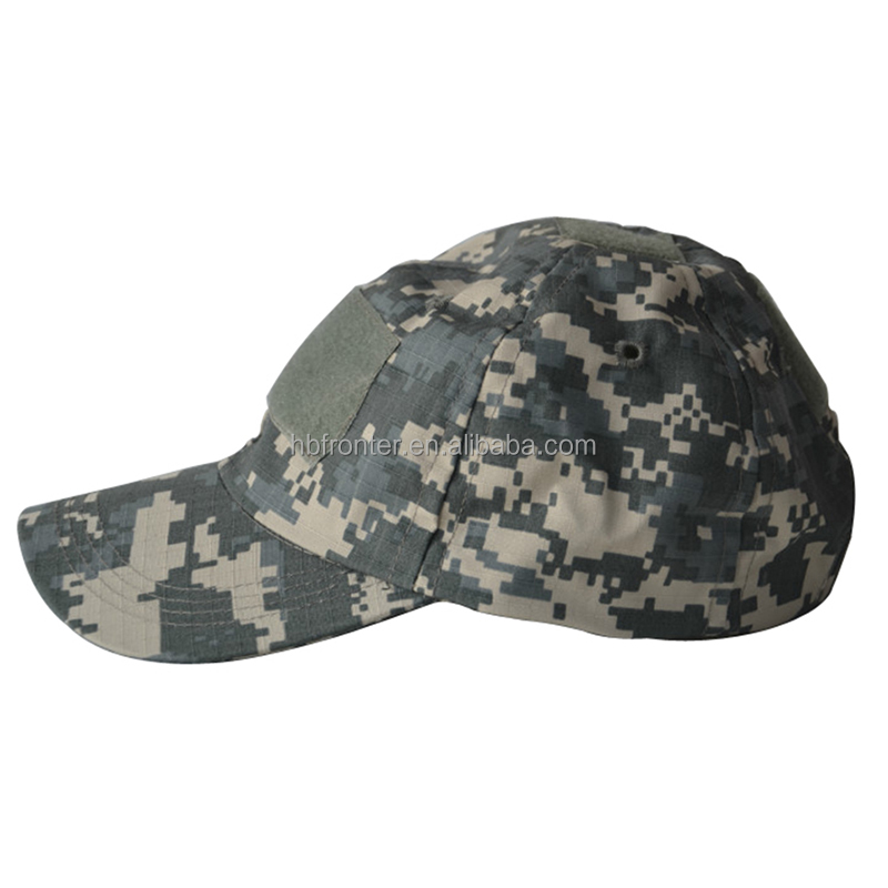 Wholesale mesh camo military baseball camouflage hat