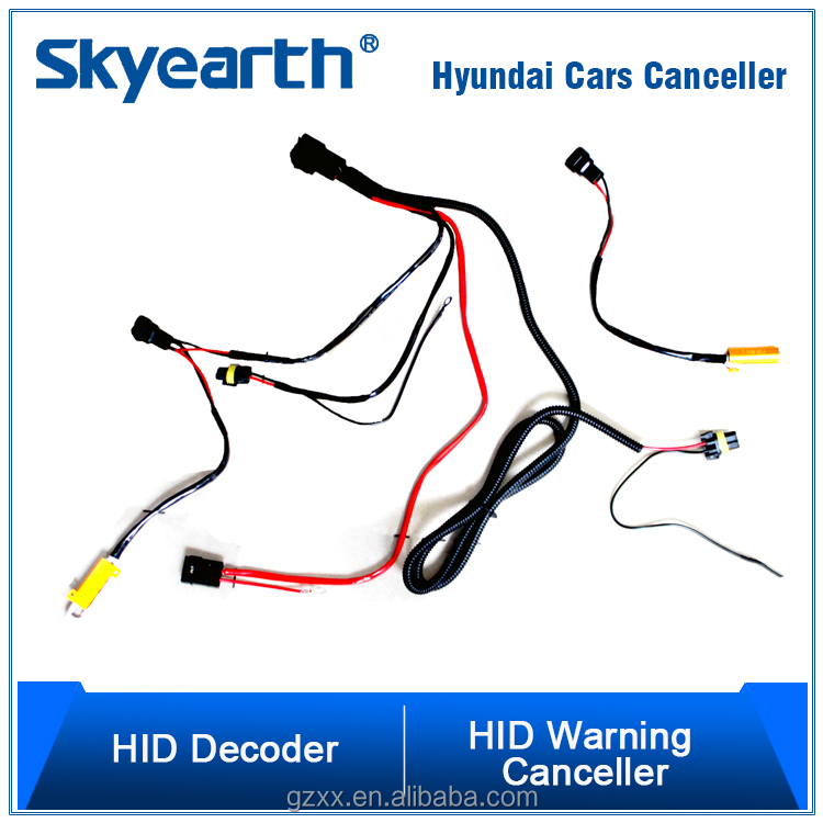 Xenon <strong>HID</strong> Conversion <strong>Kit</strong> Relay Wiring Harness 9005 9006 HB3 HB4 <strong>H10</strong> 9140 9145