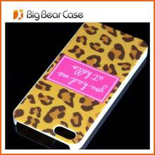 Cheap for iphone 5/ 5s phone case for girl