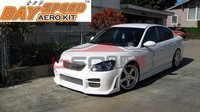 2002-2006 4 Octance R34 Fiber Glass Body Kit For Altima