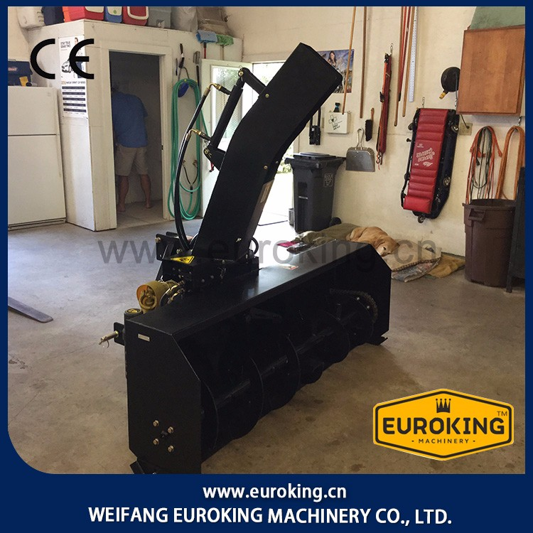 Chute Length For 33 Inches Skid Steer SNOW BLOWER MADE IN China