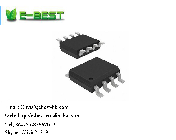 china electronic price FDS5680 MOSFET 60V 8A 8-SO N-Channel Logic Level Gate FETs