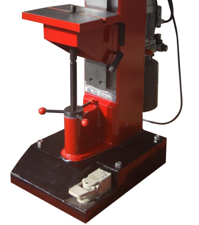 Model T Brake Rivet Tool : Xm series brake shoe orbital riveting machine buy