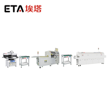 High Speed Automatic SMT LED Bulb Making Machine/ LED Manufacturing Equipment