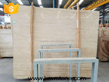 Golden wood marble good quality yellow wood vein