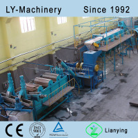 plastic washing machine recycling line for pet bottle reuse