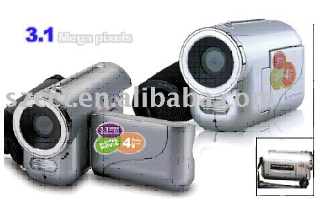 Promotion gift 12MP 3'' TFT LCD screen DV-F905C Video Cameras
