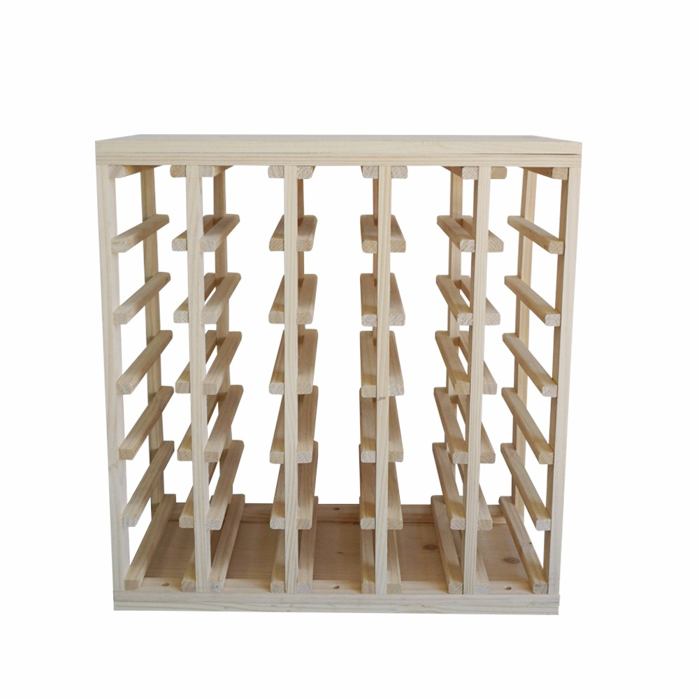 Eco-friendly wholesale wooden wine rack base cabinet