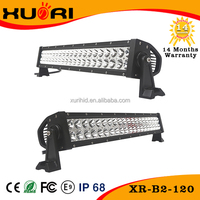 12v/24v C ree 120w Car Led Light Bar For Jeep Truck Led Roof Light