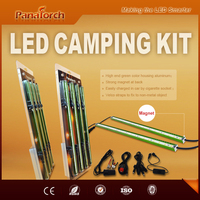 PanaTorch Wholesale Outdoor Camping Strip Light IP65 Waterproof PS-B5221A high security with magnetic