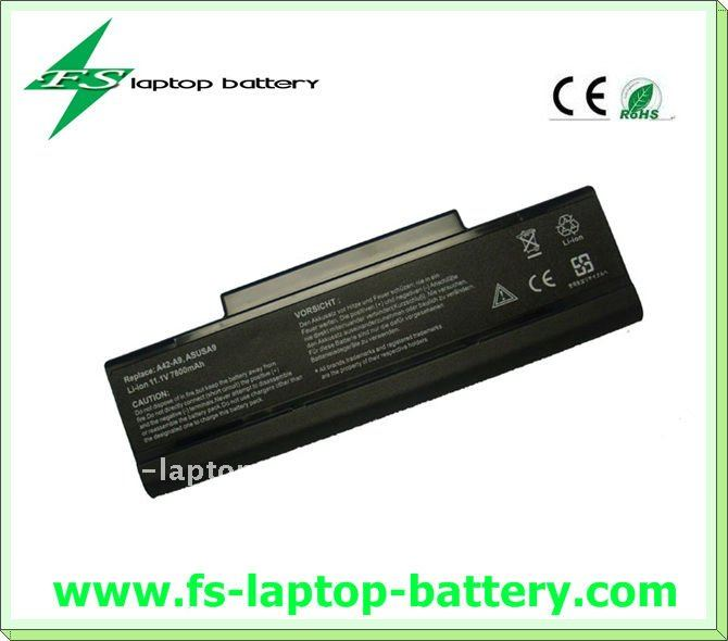 Replacement laptop battery charging circuit for Asus A42-A9 Z94 series