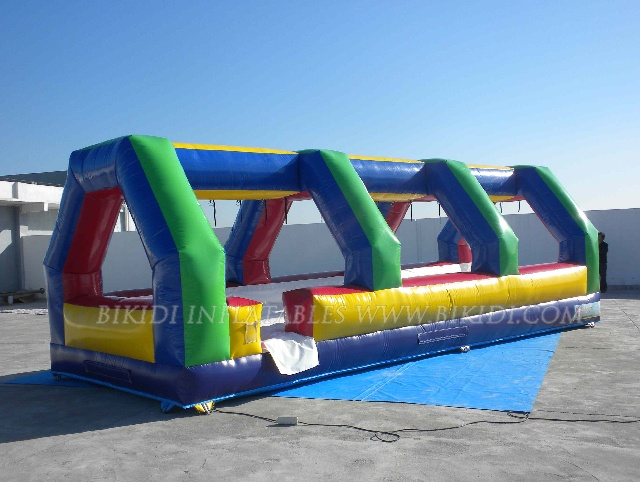 inflatable slide and slip B4073