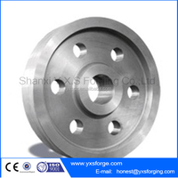 Chinese factory directly sale Plain Trolley/industrial plain trolley/hoist trolley wheels