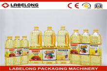 High quality long duration time edible oil filling machinery in shanghai with low price