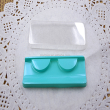 Elegant beautiful custom disposable plastic blister tray package for eyelashes