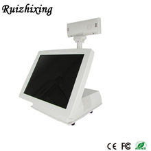 OEM factory Touch 15 inch WIFI POS Terminal With NFC Reader