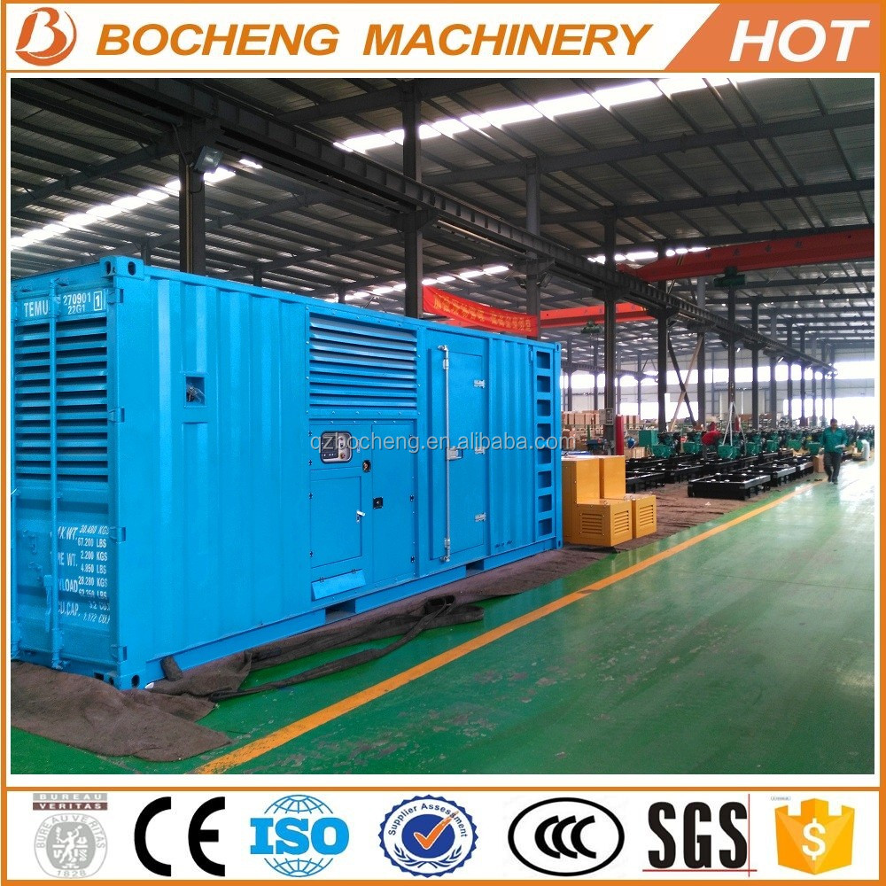 High quality chinese made generator, diesel generator 15 kva price for sale