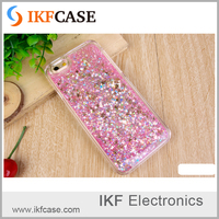 2016 elegant bling bling glitter star quicksand cell phone cover for LG G4 with various colors