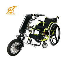 China new product high quality attachable wheelchair electric handcycle, handbikes hand bikes Battery kit for handicapped