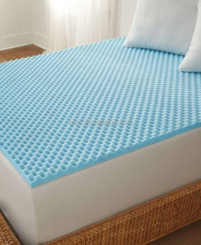 Diglant 9 Inch Cooling Gel Infused Top Ventilation Memory Foam Mattress