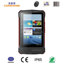 Corewise A370 Quad Core rugged IP65 android industrial tablet pc with 7inch display