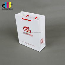 Free Sample Custom Printing Large Shopping A4 Size Paper Bag
