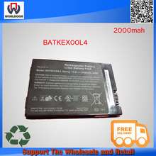 original BATKEX00L4 laptop Battery for Motion Tablet PC J3400 T008 Series