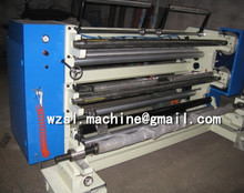 Full automatic control Film Cling Film CuttingRewinding Slitting Rewinder Slitter Machine
