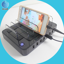 7 port Multi port USB charging station 7 port portable and easy to use