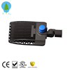 IP65 100W led street light OEM, parking area led shoe box light