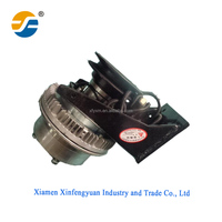 fan clutch assy two speed electromagnetic clutch for coaches and buses of kinglong