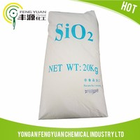 High Quality Hydrated Pure Silica Sand
