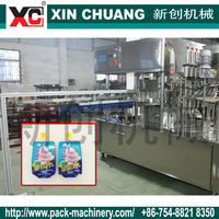 full automatic liquid sachet/bag/pouch packaging