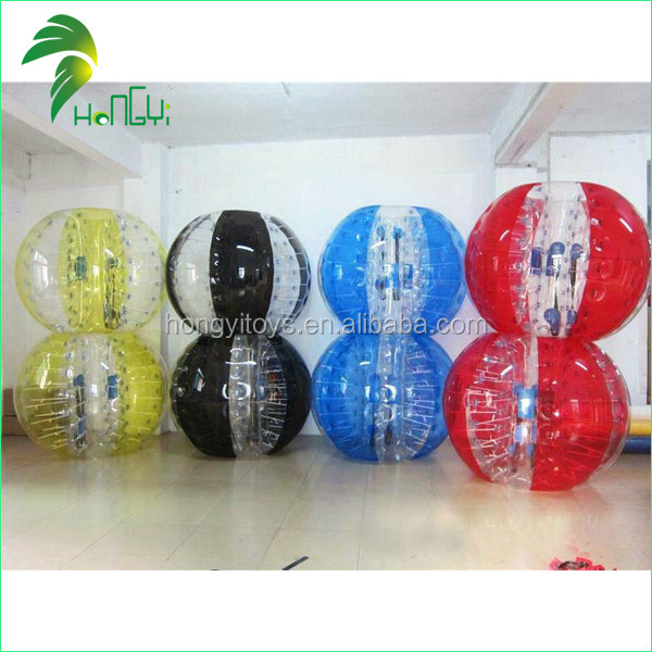Inflatable Soccer Zorb Ball , Belly Bump Ball , Inflatable Body Zorbing Ball For Sport Event