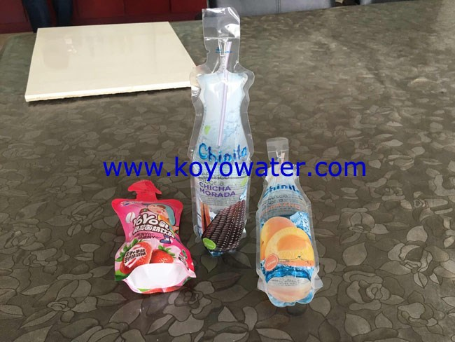 Anhui Koyo high speed pouch packing machine