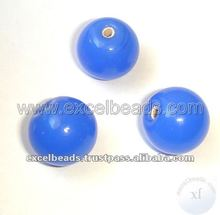 Plain Glass Beads / Round Glass Beads 12mm, 14mm sizes for making jewellery