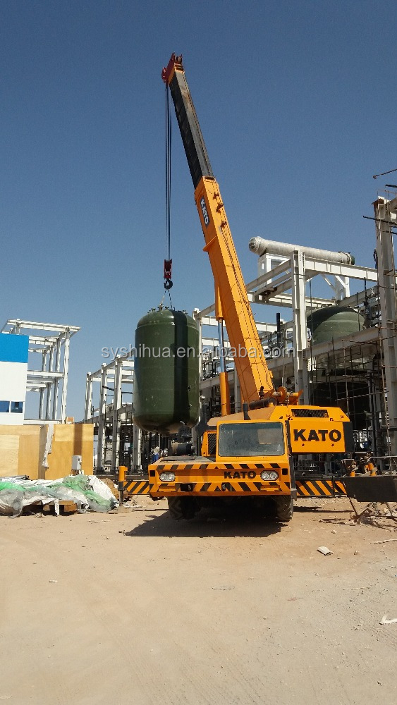 High pressure vessel tank SS stainless steel /CS carbon steel pre polymerization chemical reactor 70m3 ASME CE