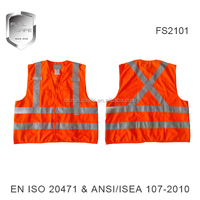 high quality Canada wholesale polyester safety vest