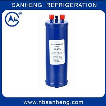 High Quality ODF R22 R134a Demountable Refrigeration Oil Separator