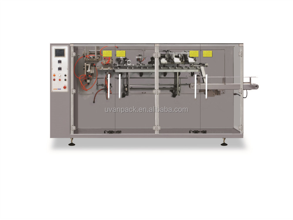 Electric Driven Type Automatic Pre-made Pouch Sunflower Oil Packaging MachineYFG-210