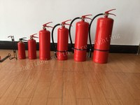 Jiangshan city worth 6kg ABC dry powder chemical fire extinguisher
