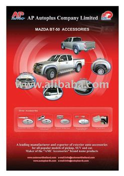 Accessories for Mazda BT-50