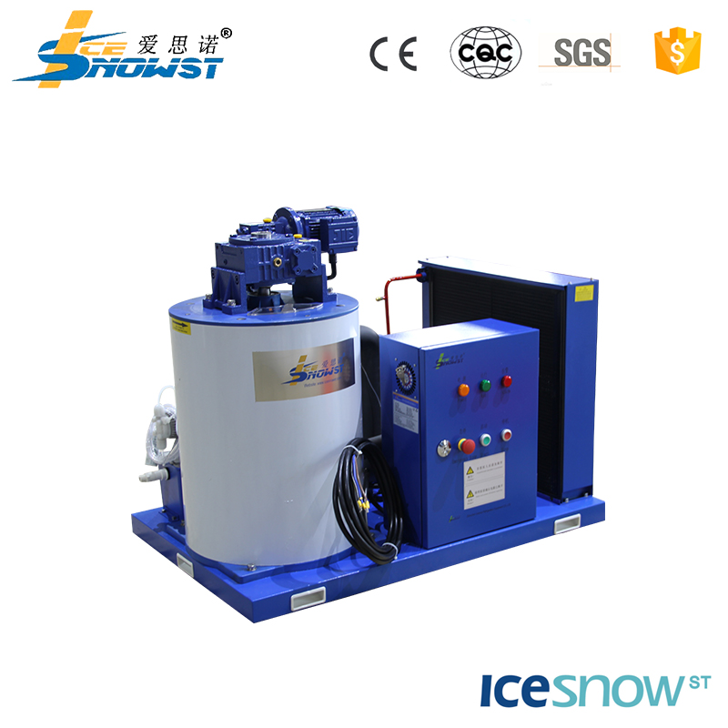 Professional widely used commercial range flake ice making machine