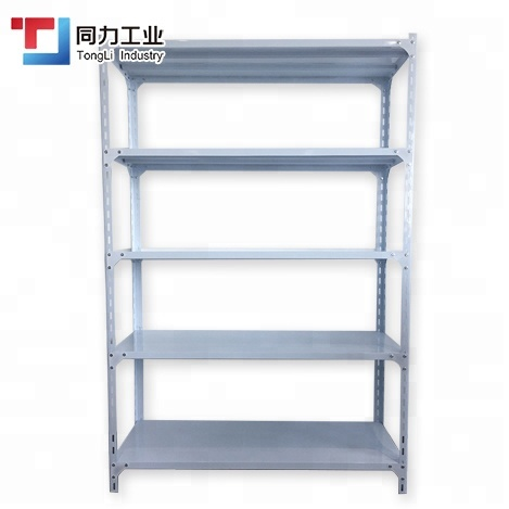 Metal Slotted Adjustable Storage Light Duty Shelf Angle Iron <strong>Rack</strong>
