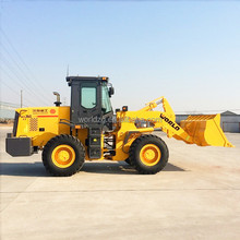 3ton articulated compact loader with ce mark(W136II)