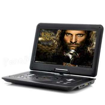 laptop portable and home dvd player support TV