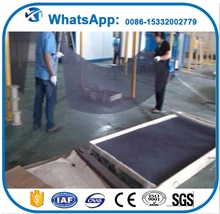 Professional roll up window screen with CE certificate