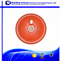 factory price small pulley, pulley wheels with bearings, cable pulley
