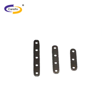 Carefix Micro Straight Plate,orthopedic plates and screws